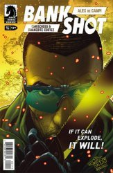 Dark Horse Comics's Bankshot Issue # 1