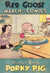 Western Printing Co.'s March of Comics Issue # 57c