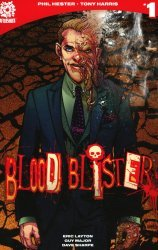 After-Shock Comics's Blood Blister Issue # 1
