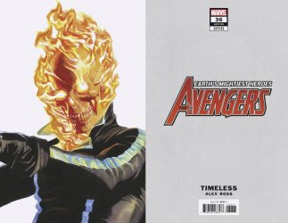 Marvel Comics's Avengers Issue # 36b