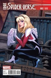 Marvel's Edge of Spider-Verse Issue # 2b