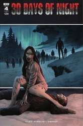 IDW Publishing's 30 Days of Night Issue # 4b