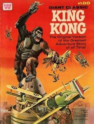 Whitman's King Kong Issue # 1978