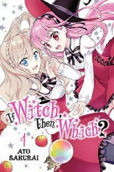 Yen Press's If Witch Then Which Soft Cover # 1
