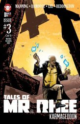 Devil's Due Publishing's The Tales of Mr. Rhee Karmageddon Issue # 3
