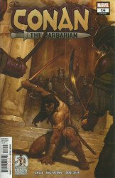 Marvel Comics's Conan the Barbarian Issue # 16