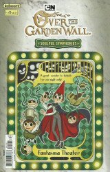 BOOM! Studios's Over the Garden Wall: Soulful Symphonies Issue # 5b