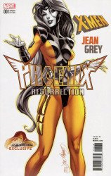 Marvel Comics's Phoenix Resurrection: The Return of Jean Grey Issue # 1jsc-e