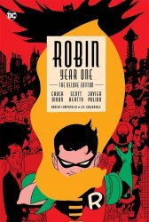 DC Comics's Robin: Year One Hard Cover # 1