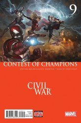 Marvel's Contest of Champions Issue # 9