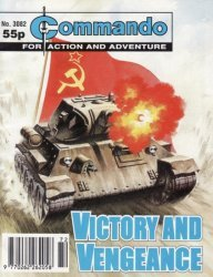 D.C. Thomson & Co.'s Commando: For Action and Adventure Issue # 3082