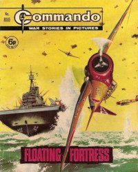 D.C. Thomson & Co.'s Commando: War Stories in Pictures Issue # 855