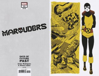 Marvel Comics's Marauders Issue # 11b