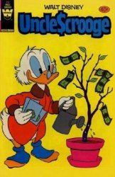 Whitman's Uncle Scrooge Issue # 181