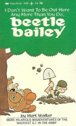 Tempo Books's Beetle Bailey Soft Cover # 4