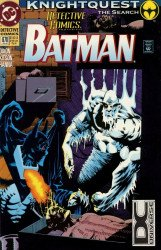 DC Comics's Detective Comics Issue # 670b