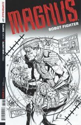 Dynamite Entertainment's Magnus: Robot Fighter Issue # 7c