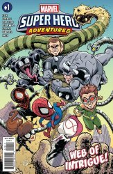 Marvel Comics's Marvel Super Hero Adventures: Spider-Man - Web of Intrigue Issue # 1