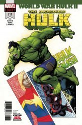 Marvel Comics's The Incredible Hulk Issue # 717