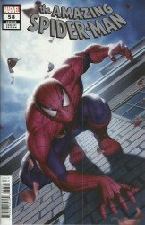 Marvel Comics's Amazing Spider-Man Issue # 58b