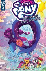 IDW Publishing's My Little Pony: Spirit Of The Forest Issue # 3ri