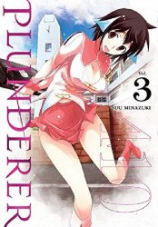 Yen Press's Plunderer Soft Cover # 3