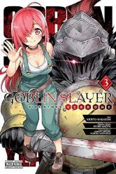 Yen Press's Goblin Slayer: Side Story Year One Soft Cover # 3