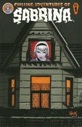 Archie's Chilling Adventures of Sabrina Issue # 1