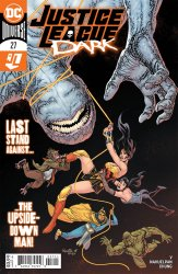 DC Comics's Justice League Dark Issue # 27