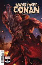 Marvel Comics's Savage Sword Of Conan Issue # 1e