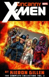 Marvel Comics's Uncanny X-Men by Kieron Gillen: Complete Collection TPB # 2