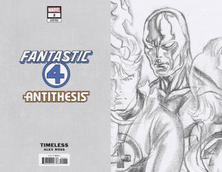 Marvel Comics's Fantastic Four: Antithesis Issue # 2d