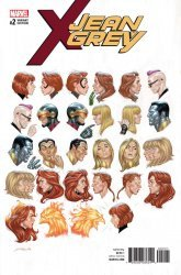 Marvel Comics's Jean Grey Issue # 2b