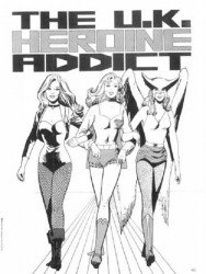 Steven R. Johnson's U.K. Heroine Addict Issue nn (1)