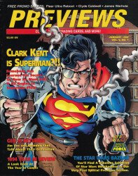 Diamond Comics Distribution's Previews Issue # 76