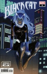Marvel Comics's Black Cat Issue # 6b
