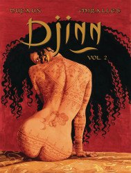 Insight Studios's Djinn Soft Cover # 2