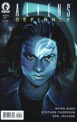 Dark Horse Comics's Aliens: Defiance Issue # 7