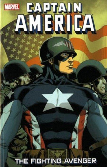 Captain America: The Fighting Avenger 1 (Marvel Comics ...