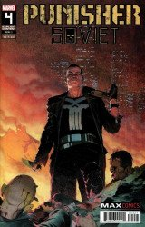 Marvel Comics's Punisher: Soviet Issue # 4b