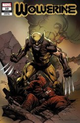 Marvel Comics's Wolverine Issue # 10b