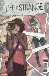 Titan Comics's Life is Strange: Partners in Time Issue # 2d