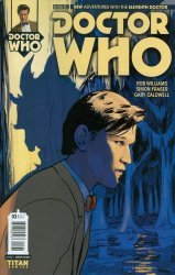 Titan Comics's Doctor Who: 11th Doctor Issue # 3C