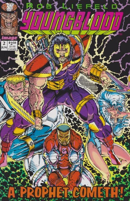 Youngblood 0 (Image Comics) - ComicBookRealm.com