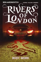 Titan Comics's Rivers of London: Body Work TPB # 1c