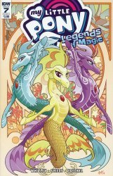 IDW Publishing's My Little Pony: Legends of Magic Issue # 7
