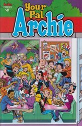 Archie Comics Group's All-New Classic Archie!: Your Pal Archie Issue # 4b