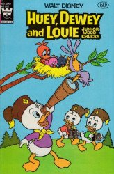 Whitman's Huey, Dewey & Louie: Junior Woodchucks Issue # 73whitman-b