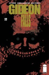 Image Comics's Gideon Falls Issue # 6