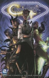 Aspen Entertainment's Charismagic TPB # 1